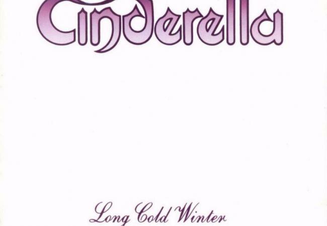Album art for Cinderella's