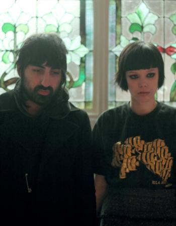 Crystal Castles: Alice Glass and Ethan Kath