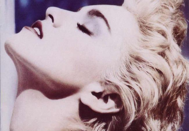 Album art for Madonna's