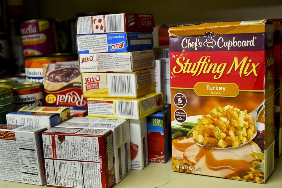 Princeton Pantry Food Shelf