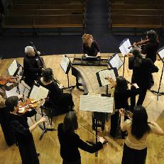 Apollo's Fire, the Cleveland Baroque orchestra