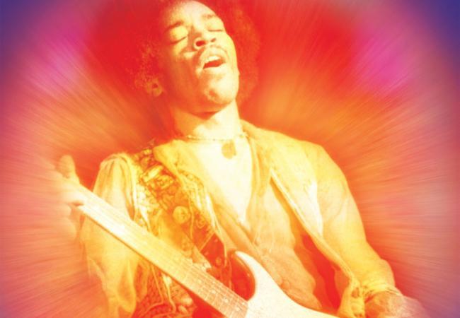 Jimmy Hendrix, born Nov. 27, 1942.