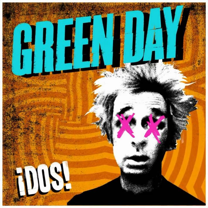 Album art for Green Day's