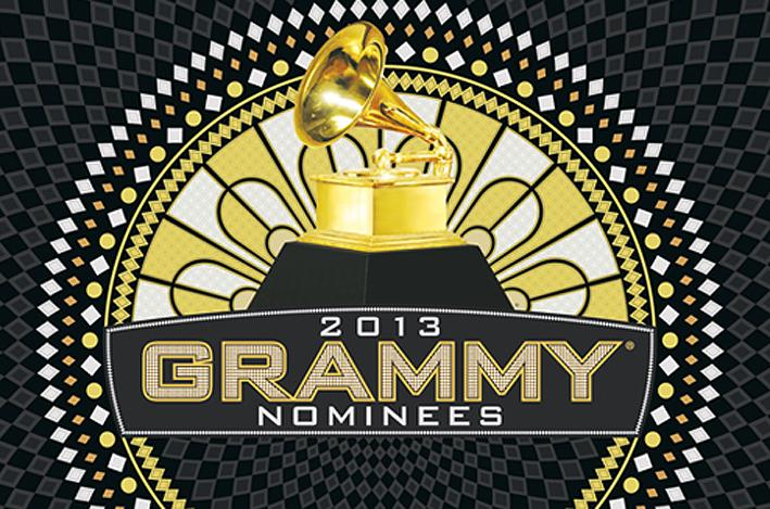 2013 Grammy Award nominees, announced Weds. Dec. 5, 2012