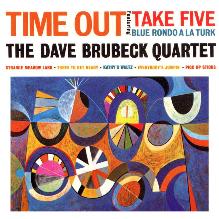 'Time Out' by The Dave Brubeck Quartet, released in 1959 on Columbia Records.