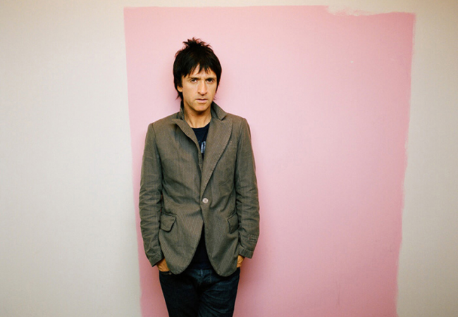 Smiths and Modest Mouse guitarist Johnny Marr is finally readying his solo debut.