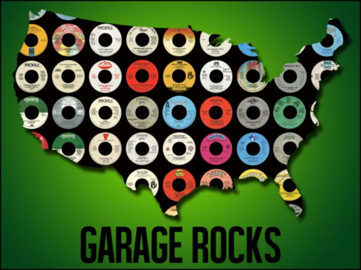 Garage Rocks 3 on 89.3 The Current
