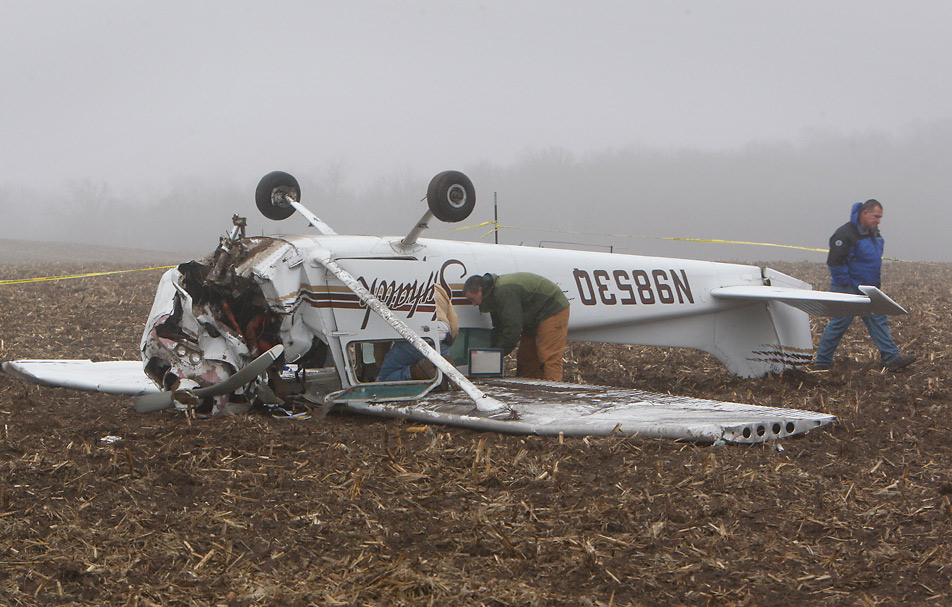 Rochester plane crash