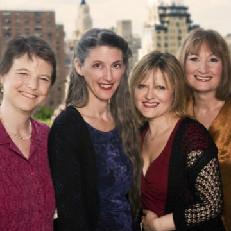 American vocal quartet Anonymous 4