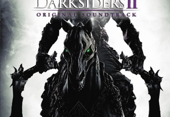 Cover art for Darksiders II Original Soundtrack