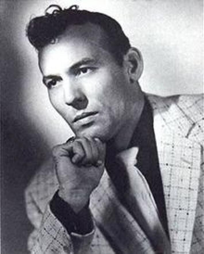 Carl Perkins during his Sun Records days
