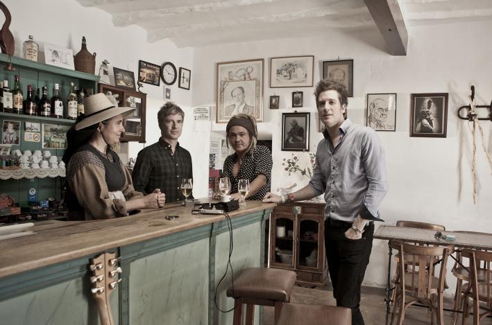 New York alt-rock band Nada Surf