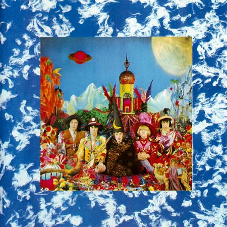 The Rolling Stones try their hand at psychedelia with Their Satanic Majesties Request.