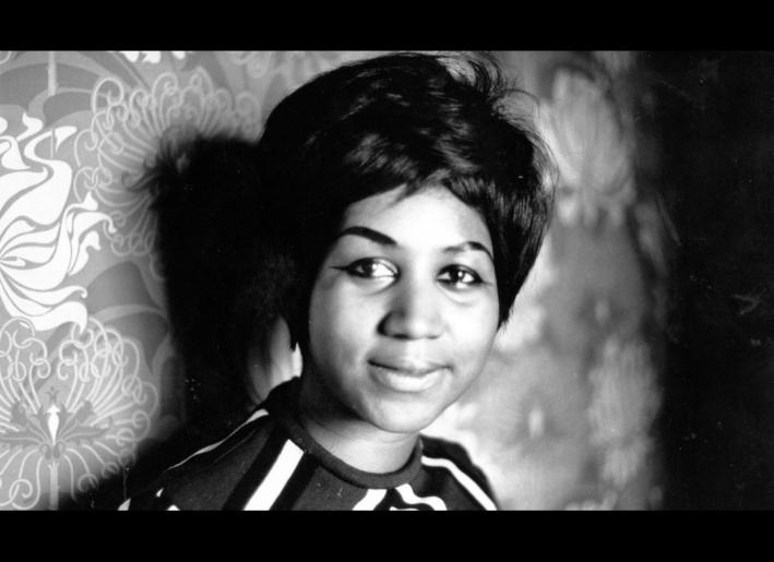 Aretha Franklin was one of last year's featured artists for Black History Month.