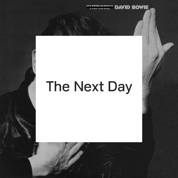 'The Next Day' by David Bowie was one of the nominees for the Mercury Prize.
