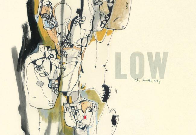 Low have just announced the release of their tenth album The Invisible Way.