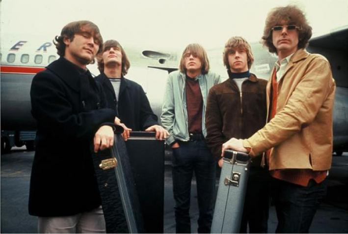 The Byrds covered Bob Dylan and influenced a generation.