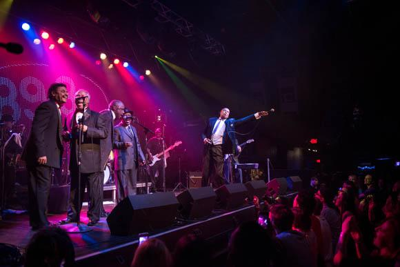 The Twin Cities Funk & Soul All-Stars brought down the house at First Ave.