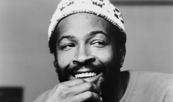 Marvin Gaye was one of last year's featured artists for Black History Month.
