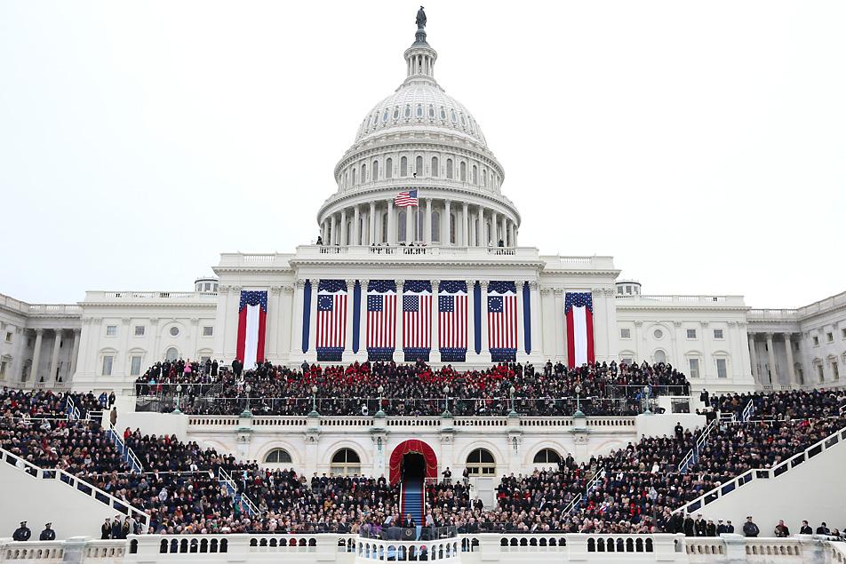 Photos: President Obama's second inauguration | Photo ...