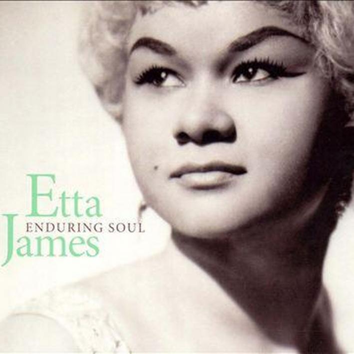 Etta James was born today in 1938.