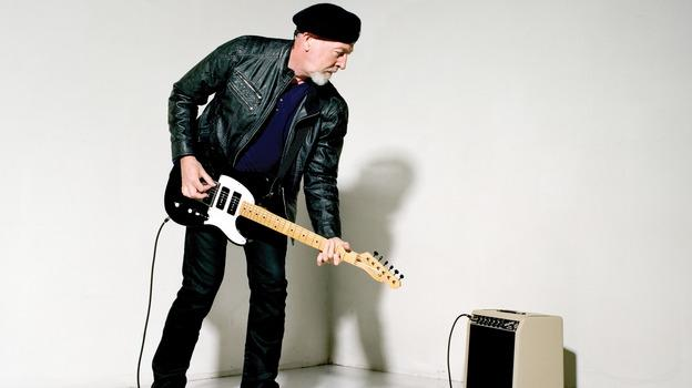 """Richard Thompson's 21st album """"Electric"""" is out Feb. 5, 2013"""