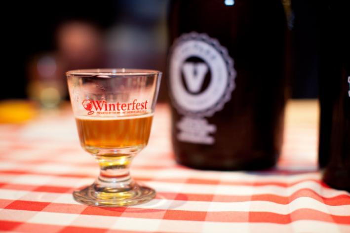 Mn craft brewer 39 s guild president dan justesen interview for Minnesota craft beer festival