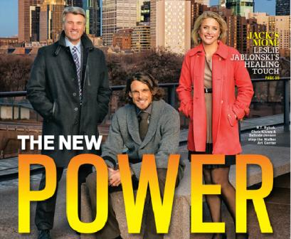 """Three of the """"most powerful"""" people in Minnesota, according to Minnesota Monthly"""
