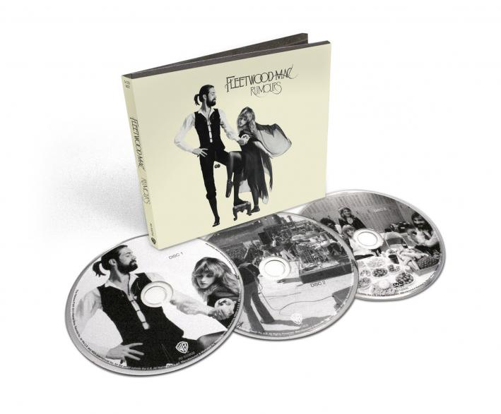The 3-disc deluxe edition of Fleetwood Mac's