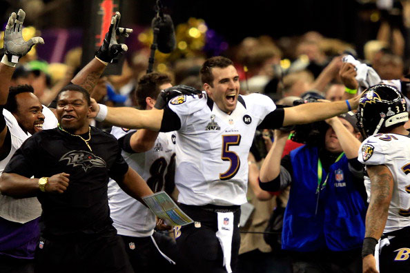 Flacco Super Bowl