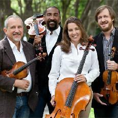 Quartet San Francisco blends classical and popular music.