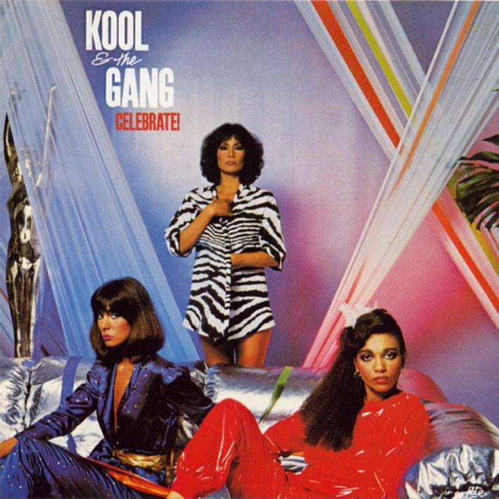 Kool & The Gang found something to celebrate in 1981.