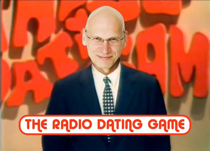 The Radio Dating Game: where true love is always on the dial.