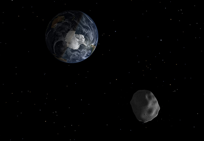 asteroid approach - photo #3