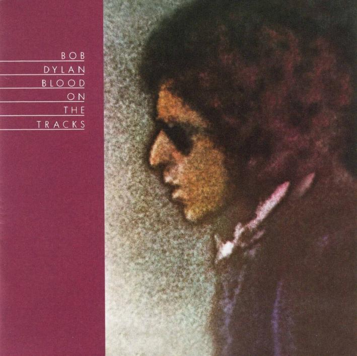 Bob Dylan's 15th studio album, <em>Blood on the Tracks</em>.