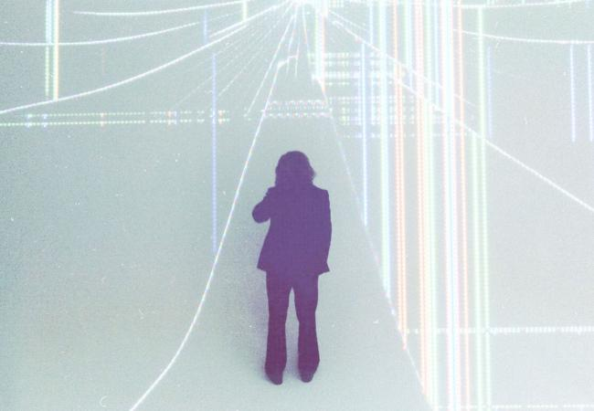 "Album art for Jim James's ""Regions of Light and Sound of God"""