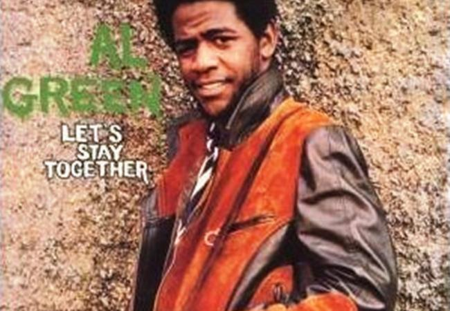 Al Green's one and only number one hit.