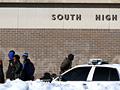 South High fight