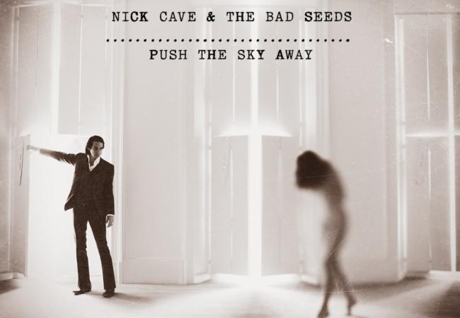 """Album art for Nick Cave & The Bad Seeds' """"Push the Sky Away"""""""