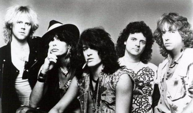 Rockers Aerosmith took their inspiration from Led Zeppelin -- and a whole blues lineage that accompanied them.