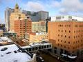 Skyline of downtown Rochester, Minn.