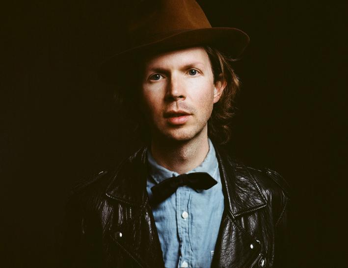 Singer-songwriter Beck
