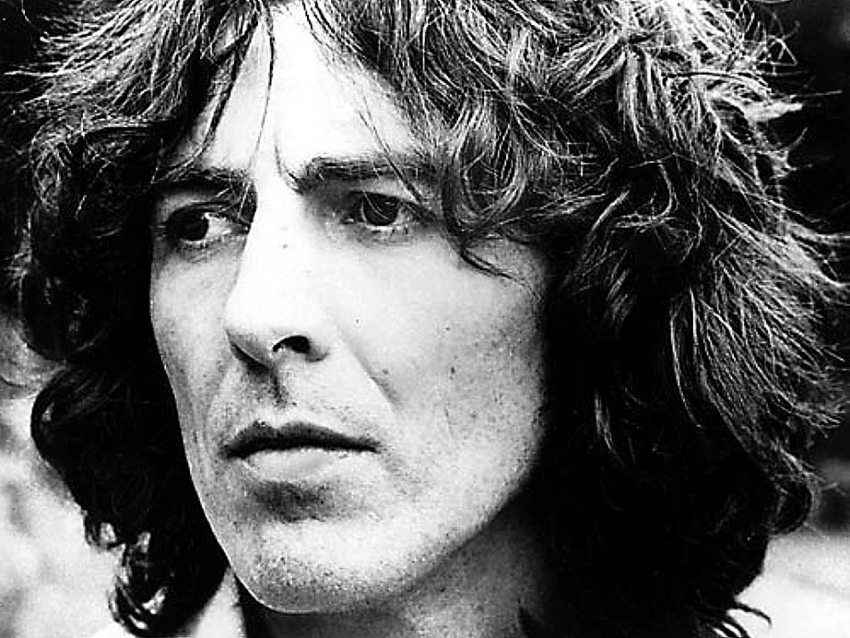 George Harrison was born today in 1943.