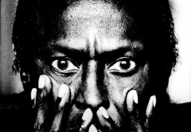 Brilliant, virtuosic and influential trumpeter/bandleader Miles Davis.