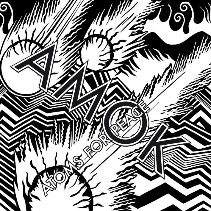 Album art for Atoms for Peace's