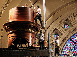 Cathedral of St. Paul's new, mighty pipe organ: Minnesota Sounds and Voices