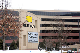 Best Buy 4Q loss narrows; deadline for Shulze bid passes