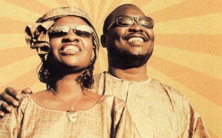 Mali's Amadou & Mariam