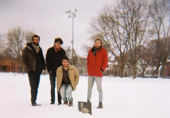 "Carroll has just released their debut EP ""Needs."""