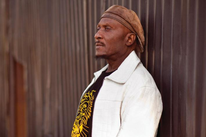Prolific reggae icon Jimmy Cliff.